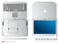 Desktop Image 1600x1200: PowerBook G4